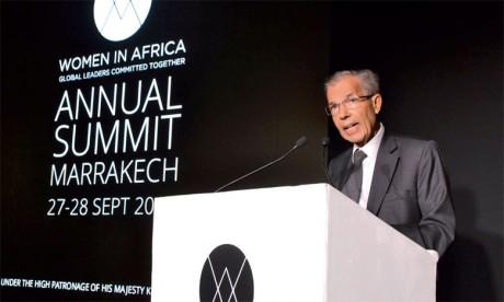 S.M. le Roi appelle à mettre les compétences féminines  de l'Afrique au service du développement du continent