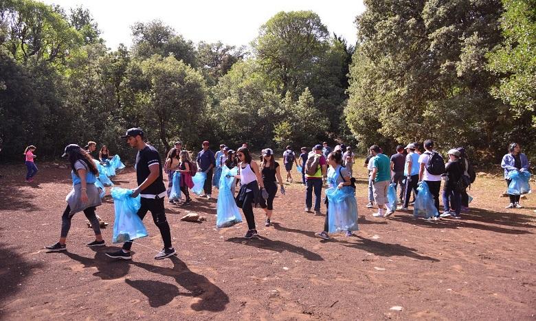 Les nouveaux étudiants d'Al Akhawayn sensibilisés à l'éco-citoyenneté