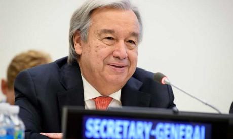 Antonio Guterres entend défendre le multilatéralisme et l'ONU