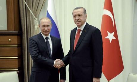 Les deux dirigeants s'étaient déjà rencontrés la semaine dernière lors d'un sommet consacré à la Syrie.