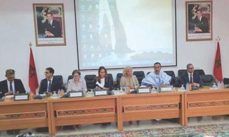 Des eurodéputés à Dakhla pour constater les bénéfices de l'accord de pêche Maroc-UE pour les populations