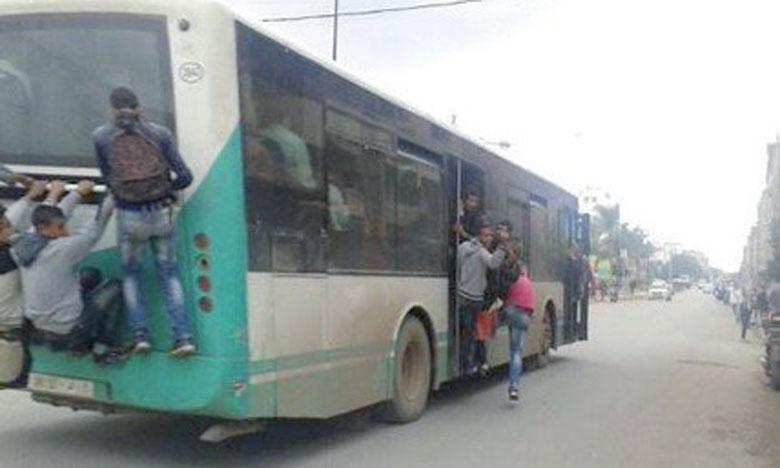 Les usagers du transport urbain souffrent  le martyre