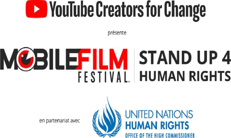Les Droits de l'Homme célébrés par le Mobile Film Festival