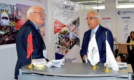 Menée par l'AMDIE et l'Asmex, la délégation marocaine comprend une vingtaine d'entreprises.