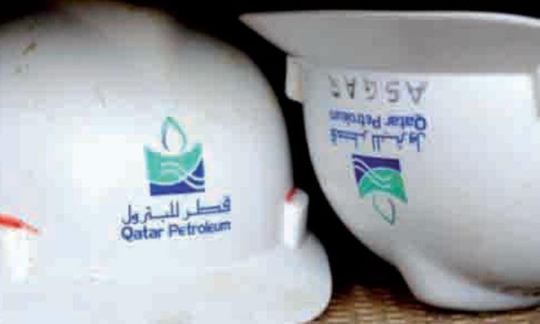 Qatar Petroleum et Chevron détenaient ensemble des licences pour les concessions Cap Rhir Deep, Cap Cantin Deep et Cap Walidia Deep.