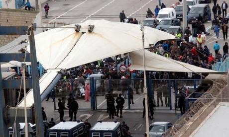 Saisie de plus de 10.000 comprimés psychotropes à Bab Sebta