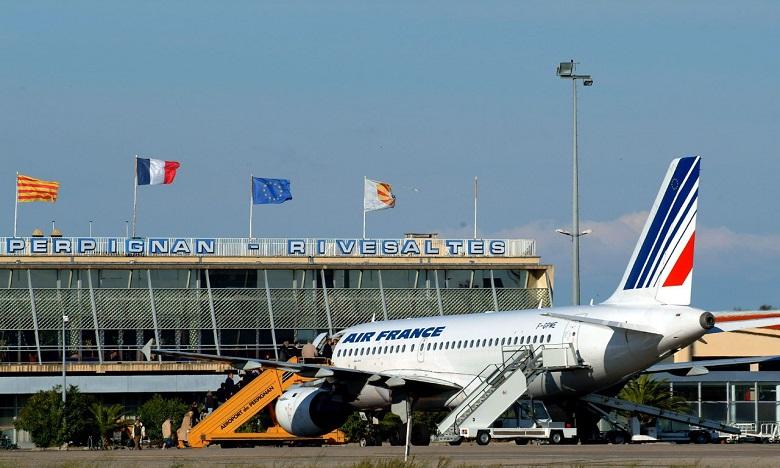 L'avion était en provenance d'Oran avec à bord quelque147 passagers. Ph. DR