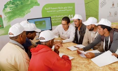 Plus de 12.600 agriculteurs bénéficieront d'un nouveau dispositif de l'OCP