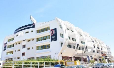 Les Executive-MBA de TBS rassemblés au campus de Casablanca