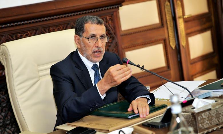 Le chef du gouvernement Saâd-Eddine El Othmani sera accompagné par une délégation marocaine à ce sommet. Ph : MAP