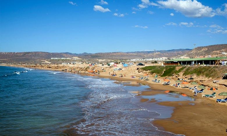 La DMN prévoit pour la journée du mercredi et la nuit suivante, de température de l'ordre de 24/30° C sur le Tangérois et près des côtes et la mer peu agitée à agitée sur les côtes atlantique. Ph : DR
