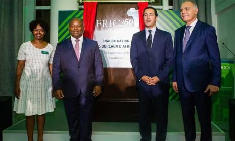 La plateforme Africa 50 inaugure son nouveau siège continental à Casablanca