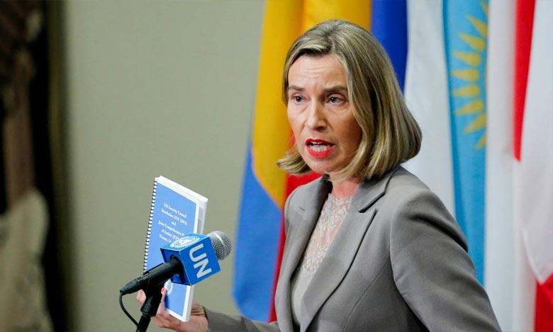 Federica Mogherini : La migration, une solution pour débloquer le potentiel de l'Afrique