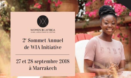 Les femmes leaders en Afrique se réunissent à Marrakech