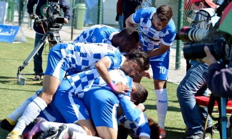 Le Rapide Club Oued Zem affrontera au prochain tour le vainqueur de la rencontre qui mettra aux prises le Raja de Casablanca au KAC de Kénitra dans la capitale économique du Royaume. Ph : Seddik