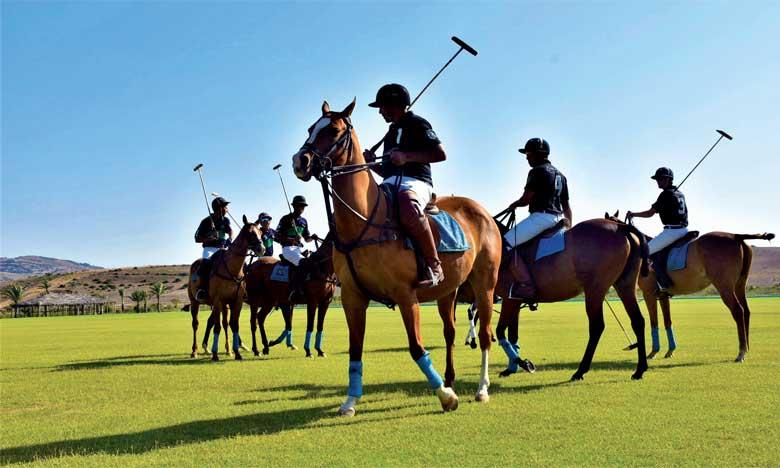 Le «PGH La Palmeraie Polo Club» ranime  une discipline vieille de plus de 100 ans au Maroc