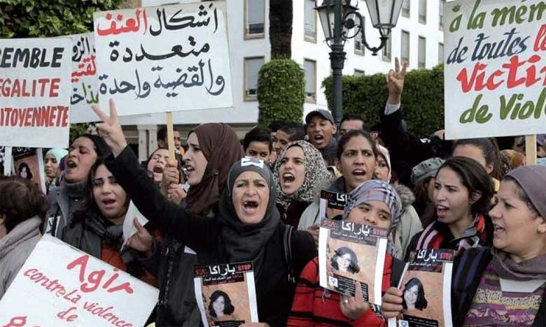 La loi relative à la lutte contre la violence faite aux femmes entre en vigueur