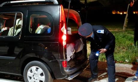 Un commandant de police suspendu à Biougra