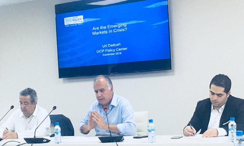 L'économiste Uri Dadush apporte un éclairage sur les effets  de la crise des pays émergents sur la région MENA et sur le Maroc