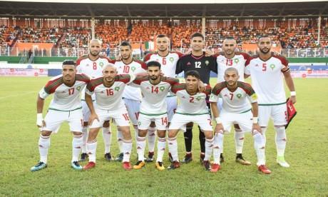 Les Lions avancent dans le classement FIFA