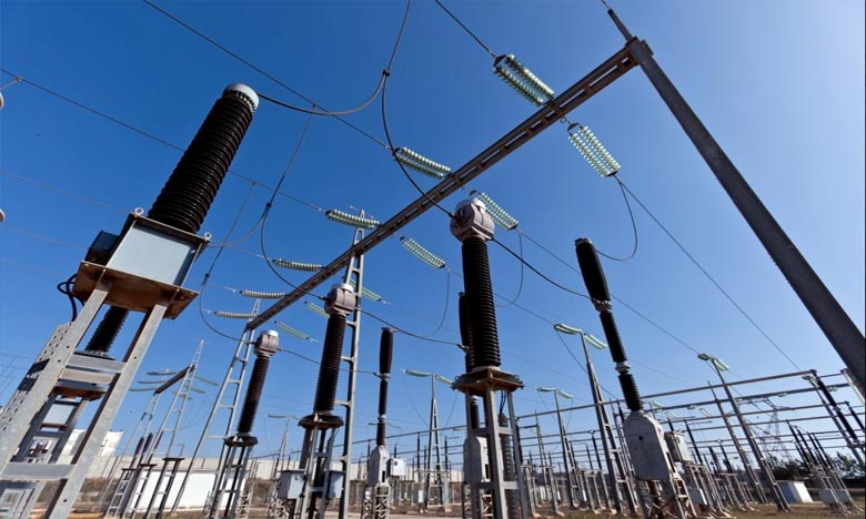 La production d'électricité se renforce de 6% à fin juillet