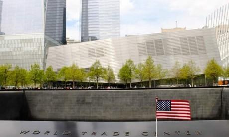 New York commémore le 17è anniversaire des attentats du 11 septembre