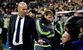 Zidane compte poursuivre sa carrière