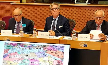 Des experts soulignent le rôle du Maroc pour rénover le partenariat  euro-méditerranéen au service du rapprochement entre l'Europe et l'Afrique