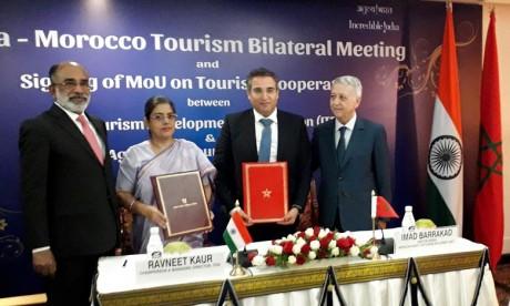 Vers l'ouverture d'une liaison aérienne directe entre le Maroc et l'Inde