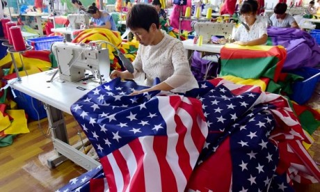 Après l'imposition cet été de taxes punitives réciproques de 25% sur 50 milliards de marchandises, Washington et Pékin s'enlisent ainsi un peu plus dans la guerre commerciale. Ph : AFP