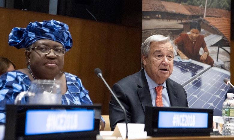 L'Onu insiste sur l'urgence climatique