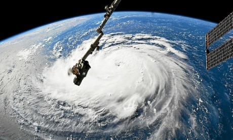 Etats-Unis: l'ouragan Florence a touché terre sur la côte atlantique