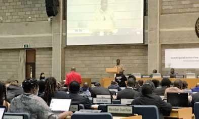 Le Maroc participe à la septième session extraordinaire de la Conférence ministérielle africaine sur l'environnement