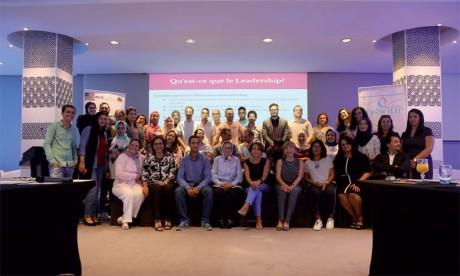 L'association Jossour FFM forme les jeunes au leadership