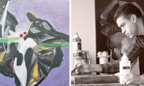 Exposition de l'artiste-peintre Mohammed Qannibou du 13 septembre au 2 novembre