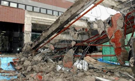Séisme au Japon : 9 morts et une trentaine de disparus