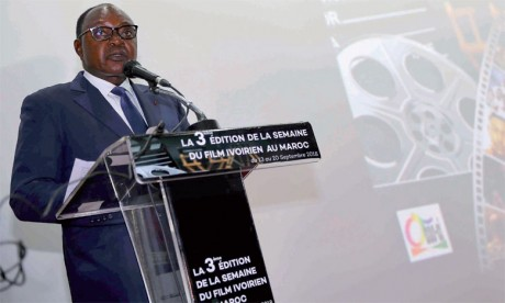 Lever de rideau à Rabat sur la 3e  édition de la Semaine du cinéma ivoirien au Maroc
