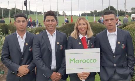 Honorable participation des sélections marocaines, Ayoub Id Omar se démarque en individuel