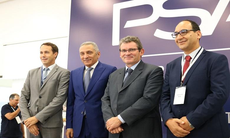 PSA a donné une conférence de presse ce mardi 4 septembre à l'usine même pour annoncer doublement de capacité à partir de 2020.