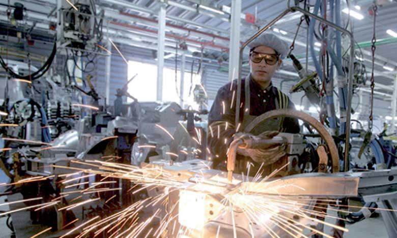 Les industriels s'attendent à un accroissement de la production et des ventes dans les différentes branches d'activité à l'exception de l'agroalimentaire.