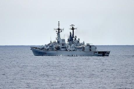 Le destroyer «Luigi Durand de la Penne» bientôt au port de Casablanca