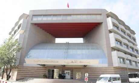 Politique monétaire : le taux directeur de Bank Al-Maghrib maintenu à 2,25%