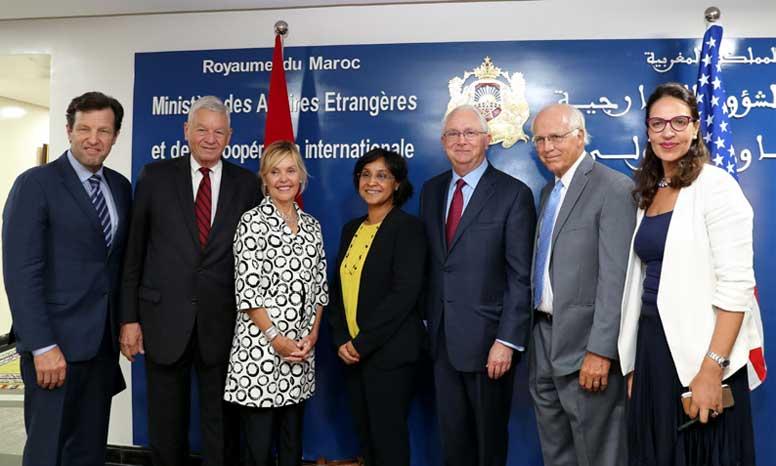 Randy Neugebauer : «Le Maroc restera pour  toujours l'un des meilleurs  amis des États-Unis»