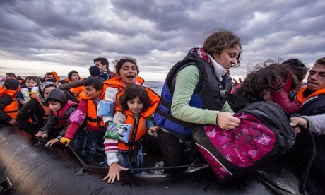 Dix mille migrants mineurs sans famille en Espagne