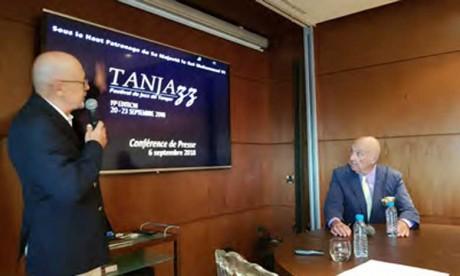 Tanjazz 2018: le jazz dans toutes  ses déclinaisons