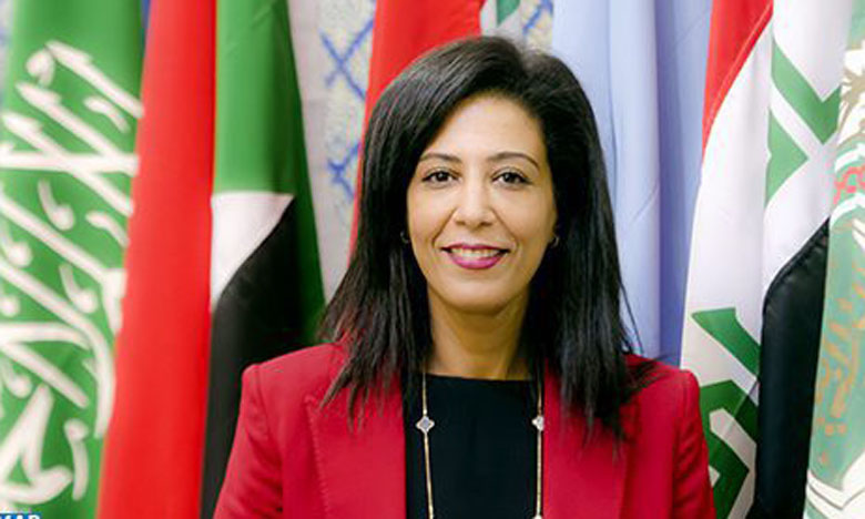 Une Marocaine à la tête  de la direction de la culture  de la Ligue des États arabes