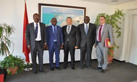 L'ONEE renforce son partenariat avec le WAPP