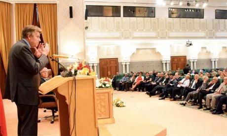 «La Monarchie marocaine est le fondement qui fait tenir le pays»