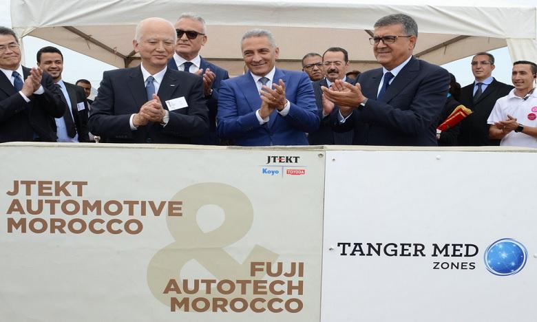 JTEKT lance les travaux de construction de sa nouvelle usine au Maroc, la première en Afrique