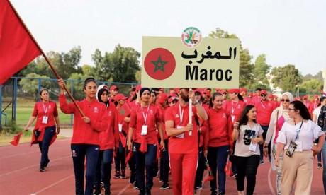 La délégation marocaine comptera 22 athlètes